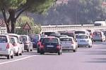 Lavori sulla A18, traffico e caos a Messina