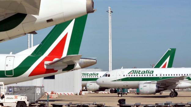aerei, alitalia, sciopero, Sicilia, Economia