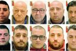 Cocaina per professionisti a Palermo, due bande si dividevano i clienti - Foto e nomi degli arrestati