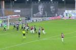 Così il Trapani recupera 2 gol: il video del pari ad Ascoli