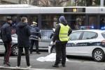 Roma, anziano travolto e ucciso da un bus