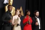 Emma Stone e Casey Affleck i migliori attori: ecco tutti i premiati agli Oscar 2017