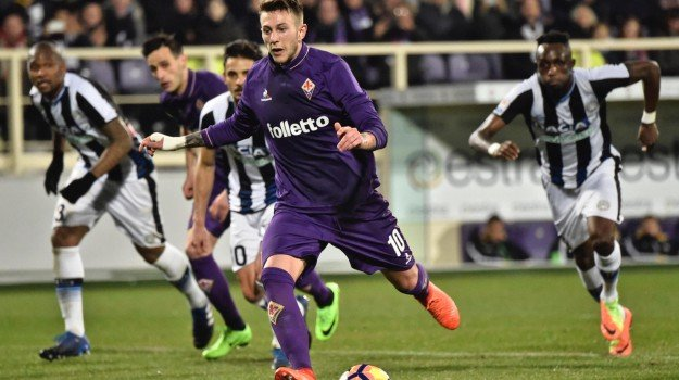 Fiorentina, SERIE A, Udinese, Sicilia, Sport