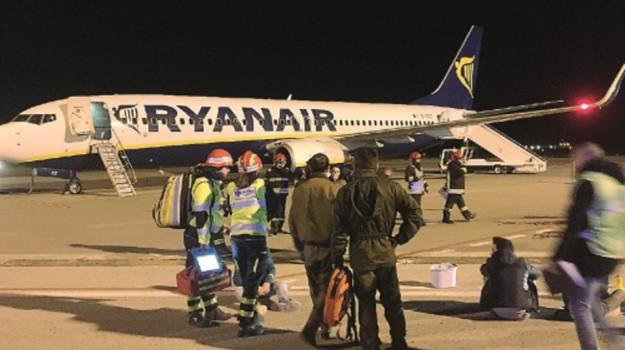 Aeroporto, Birgi, Trapani, Cronaca