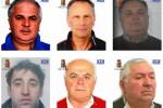 Mafia ad Alcamo, blitz all'alba: sei arresti - Nomi e foto