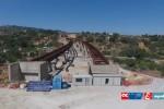 In volo sul cantiere della Agrigento-Caltanissetta: il video dell'Anas è spettacolare