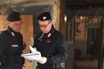 Controlli a tappeto al campo rom di Palermo, denunce e un arresto - Le immagini