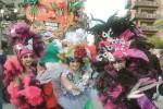 Carnevale di Sciacca al via, subito un bagno di folla
