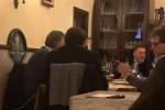 Crocetta a cena con Gianfranco Miccichè, nuovo patto politico in vista?
