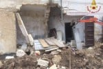 Il crollo a Campobello