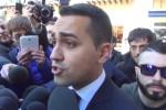 """Parte il tour in Sicilia di M5s, Di Maio: """"Vinciamo in Sicilia e poi governiamo l'Italia"""""""