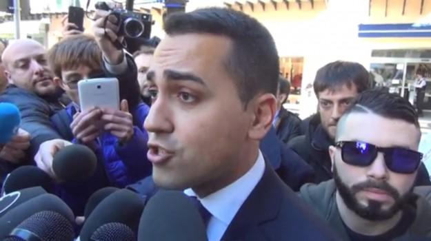 m5s, regionali sicilia 2017, Alessandro Di Battista, Giancarlo Cancelleri, Luigi Di Maio, Ragusa, Politica