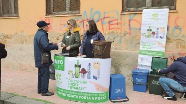 comune porto empedocle, raccolta rifiuti porta a porta, Agrigento, Cronaca