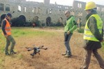 Scicli, un drone in volo per salvare la Mannara