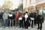 Chiude la sede di «Eurocall»: sit-in dei lavoratori a Siracusa