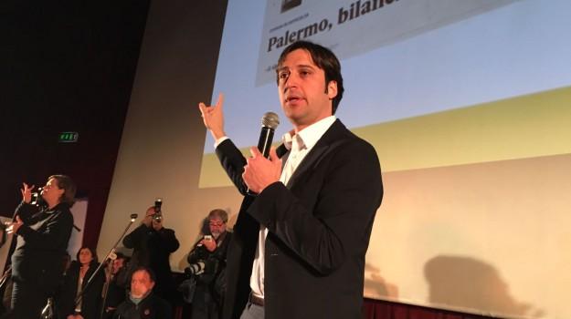 comunali palermo, Fabrizio Ferrandelli, Francesco Benigno, Palermo, Politica