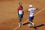 Rimonta Fognini, l'Italia batte l'Argentina e vola ai quarti