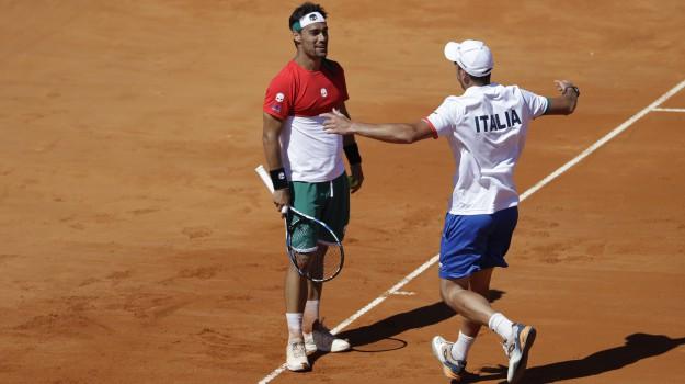 argentina, Davis Cup, italia, Sicilia, Sport