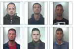 Rapine e furti in villa a Carini: condannati in sei - Nomi e foto