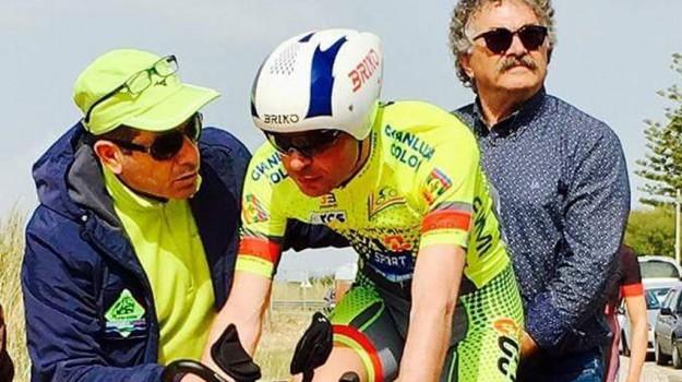 ciclismo, triscina, Trapani, Sport