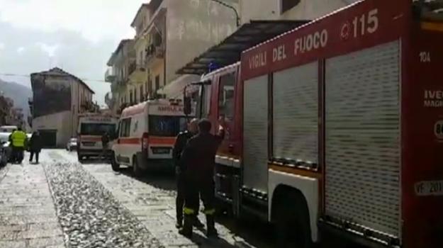 incidente sul lavoro, partinico, Palermo, Cronaca