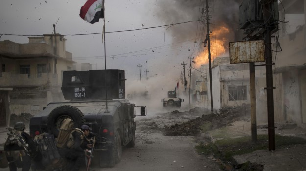daesh, iraq, Isis, mosul, terrorismo, Sicilia, L'Isis, lo scettro del Califfo, Mondo