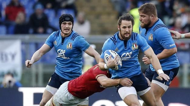 Galles, italia, rugby, sei nazioni, Sicilia, Sport