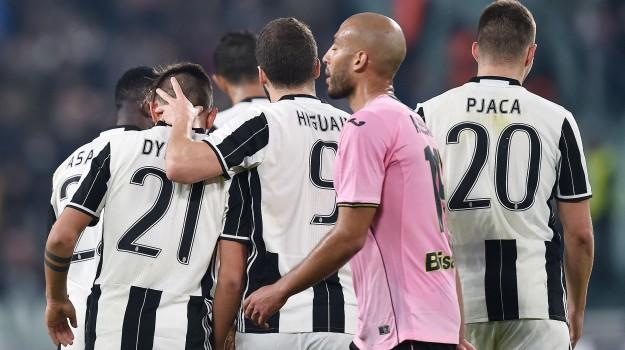 Calcio, juve, Juventus Palermo, Palermo, SERIE A, Diego Lopez, Massimiliano Allegri, Palermo, Qui Palermo