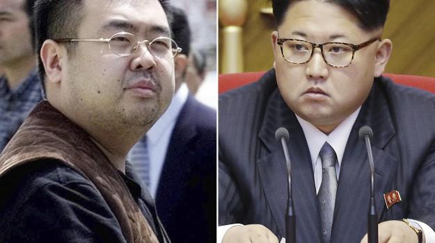corea del nord, omicidio fratellastro leader nordcorea, Sicilia, Mondo