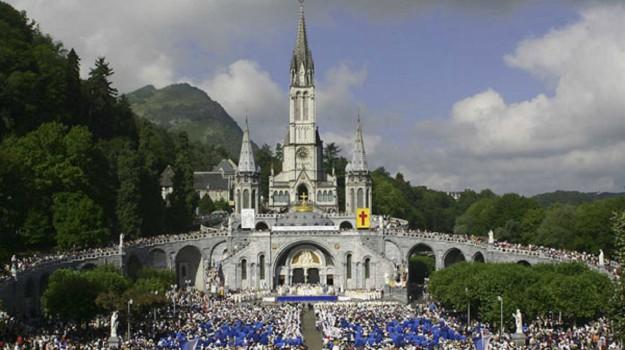 depressione, giornata del malato, Lourdes, pellegrinaggio lourdes, Sicilia, Salute, Società