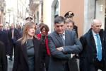 """G7, Boschi a Taormina: """"Pronti per maggio"""". Lunedì via ai lavori per le due elipiste"""