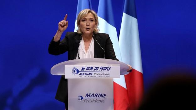 Front National, indagini, Marine le Pen, Sicilia, Mondo