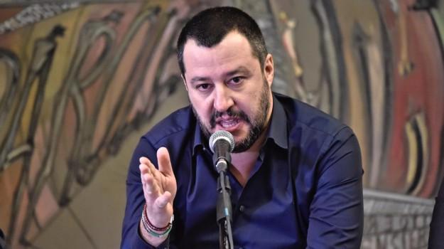 immigrazione, Lega Nord, Matteo Salvini, Sicilia, Politica