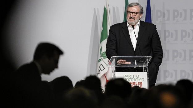 partito democratico, scissione pd, Andrea Orlando, Matteo Renzi, Michele Emiliano, Sicilia, Politica