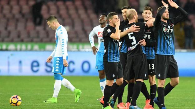 Calcio, napoli-atalanta, SERIE A, Sicilia, Sport