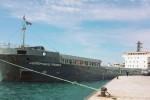 Nave cargo fermata al porto di Trapani, riscontrate violazioni di sicurezza