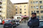 L'ospedale Loreto Mare di Napoli - Ansa
