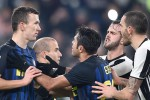Tensioni dopo Juve-Inter, due giornate ad Icardi e Perisic