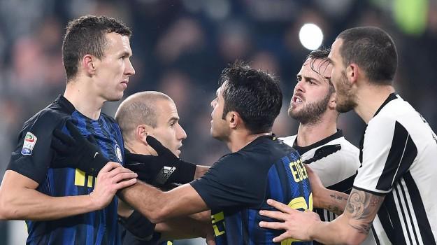 inter, Juventus, SERIE A, Mauro Icardi, Sicilia, Sport