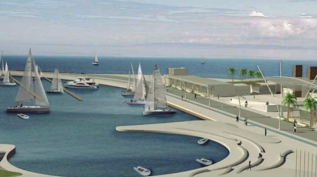 marsala, porto, turistico, Trapani, Economia