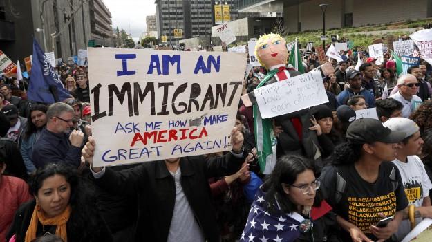 bando anti-immigranti trump, Stati Uniti, Donald Trump, Sicilia, Mondo