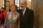 Il questore Guido Longo e il prefetto di Palermo Antonella De Miro