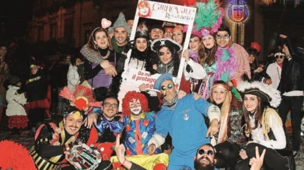 carnevale, feste, Regalbuto, Enna, Cronaca