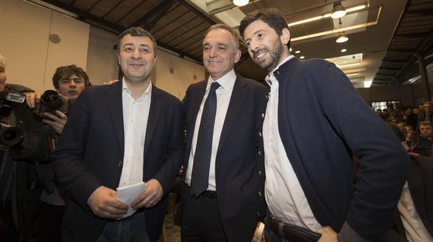 democratici e progressisti, ex partito democratico, scissione pd, Roberto Speranza, Sicilia, Politica