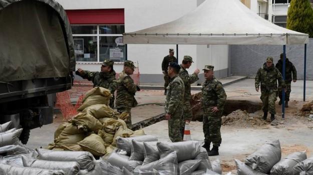 bomba salonicco, evacuazione grecia, Sicilia, Mondo