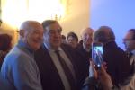Orlando candidato sindaco di Palermo, presentate le liste civiche a sostegno