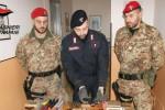 Armi e munizioni in un casolare di Selinunte, ai domiciliari un settantasettenne