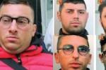Cocaina per professionisti palermitani, nomi e foto dei 5 arrestati