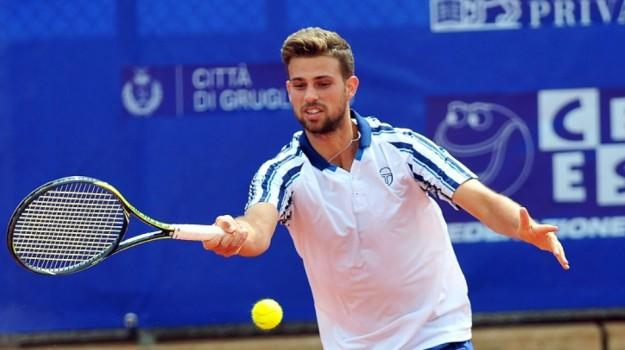 minacce, Tennis, web, Sicilia, Sport
