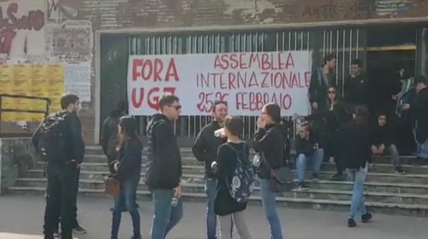 facoltà lettere palermo, g7 taormina, Palermo, Cronaca
